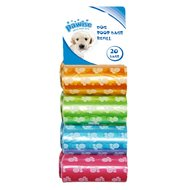 Pawise Poop Bags Refill 20pcs/roll