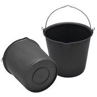 Agradi Emmer 15 Liter met Schenktuit Roze
