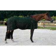 Excellent Stable rug dark Darkgreen/Grey