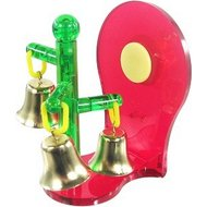 JW Activitoy Spinning Bells