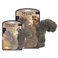 Classic Plush Squirrel