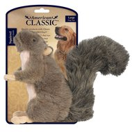 Classic Plush Squirrel