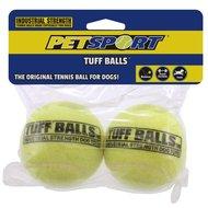 Tuff Balls 2-pack Groen
