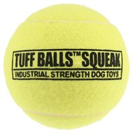Tuff Ball Squeak 1-pack 4,5cm
