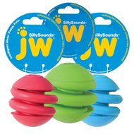 Jw Sillysounds Spring Ball Large 10cm
