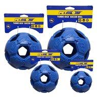 Turbo Kick Soccer Ball Blauw