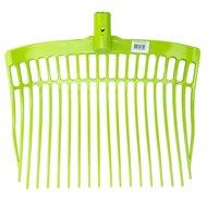 Mestvork Kunststof Zonder Steel Lime Green