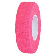Invlechtband Equilastic Neon Roze