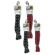 Dog Reflective Leash Zwart