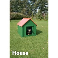 Agradi Dog House Medium Model: House