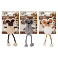 All For Paws Lambswool-Mouse Dangler