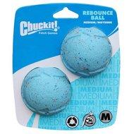 Chuckit Med Rebounce Ball 2-Pack 1 paar