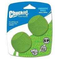 Chuckit Erratic Ball 2-pack
