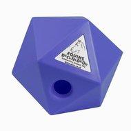 Decahedron traktatie cube Blue 25cm 1 st