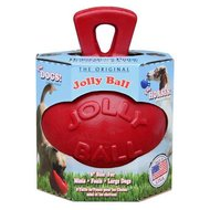 Jolly Ball 20cm Red Horse/dog