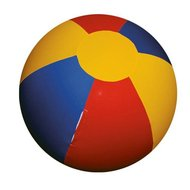 Jolly Ball Jolly Mega Ball Cover rot/gelb/blau 100cm