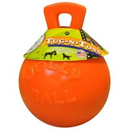Jolly Tug-n-Toss Orange