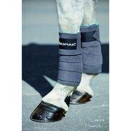 Horseware Fleece bandage Charcoal One Size