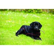 Rambo Ionic Dog Rug Black - Black