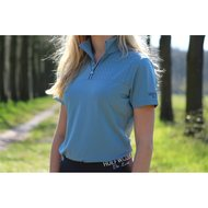 Hoefwijzer Shirt Sunset Smoke Blue