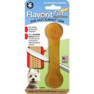 Pet Qwerks Flex Bone Flavorit Peanut Butter