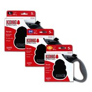 Kong Retractable Leash Terrain 5m Black