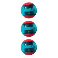 Kong Balle Sonore Rouge