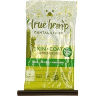 True Hemp Dental Sticks Skin + Coat 100g
