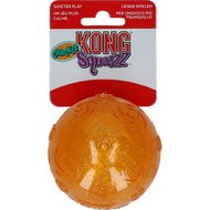 Kong Squeezz Crackle Ball Large