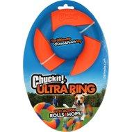 Chuckit Ring Ultra Oranje/Blauw