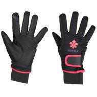 Horka Winter Soft Shell Gloves Zwart S