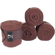 Horka Bandage Fleece Bruin 3mtr