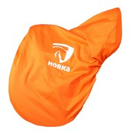 Horka Sattelüberzug mit Logo Orange