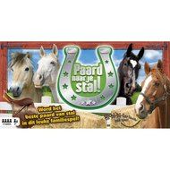 Red Horse Board Game Paard naar je Stal White
