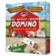 Red Horse Domino Game Farm White