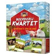Red Horse Quartett Spiel Bauernhof