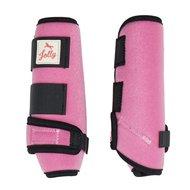 Horka Beenbeschermer Jolly Set van 2 Pink