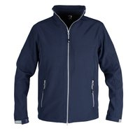 Horka Softshell Jacket Action Unisex Blauw