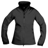 Horka Softshell Jacket Silhouette Zwart