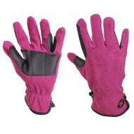Red Horse Fleece Handschoenen Pink