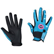 Red Horse Subli Gloves Seablue