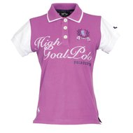 HV Polo Polo Shirt Ladies Cox Orchid