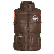 Bodywarmer HV Polo Crown Cara Dark Brown