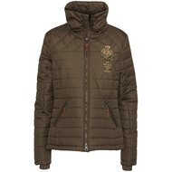 HV Polo Society Jacket Serena Dark Taupe