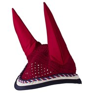 IR Fly Veil Verona Deluxe with Ears Bordeaux/navy Full