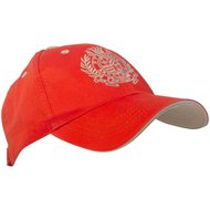 HV Polo Society Baseball Cap Favouritas Coral