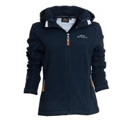 HV Polo Jacket Clarinda Fleece Navy