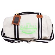 HV Polo Crown Sportsbag Canvas Ecru