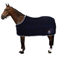 HV Polo Zweetdeken Favouritas Fleece Navy Fancy
