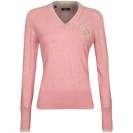 HV Polo V Neck Favouritas Pink